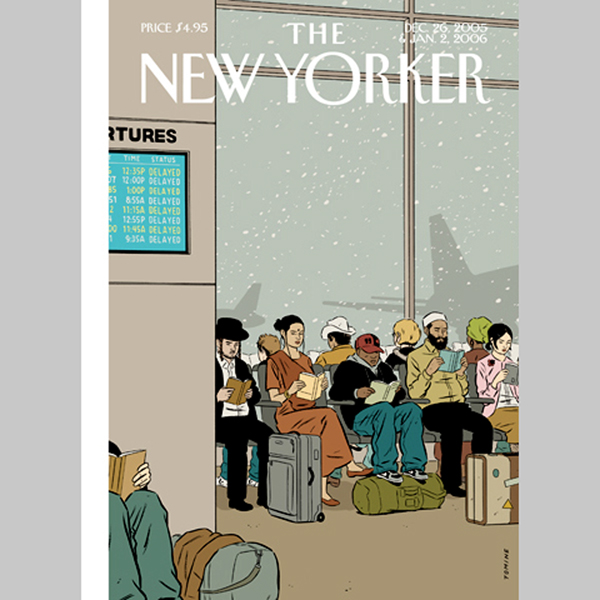 The New Yorker (Dec. 26, 2005 & Jan. 2, 2006), ...