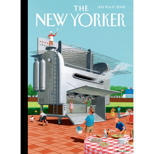 The New Yorker (July 10 & 17, 2006) - Part 2, H...