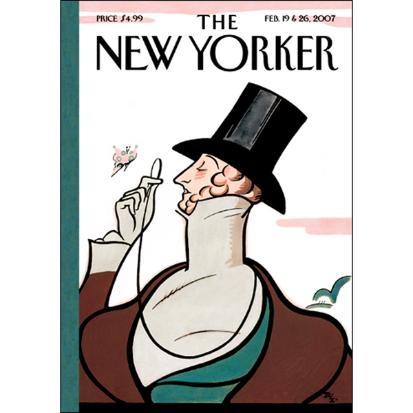 The New Yorker (Feb. 19 & 26, 2007): Part 1, Hö...