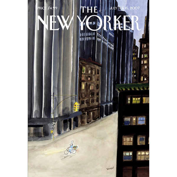 The New Yorker (July 9 & 16, 2007): Part 1, Hör...