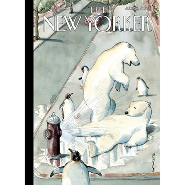 The New Yorker (July 23, 2007), Hörbuch, Digital, 1, 119min
