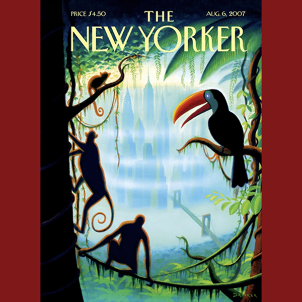 The New Yorker (August 6, 2007), Hörbuch, Digit...