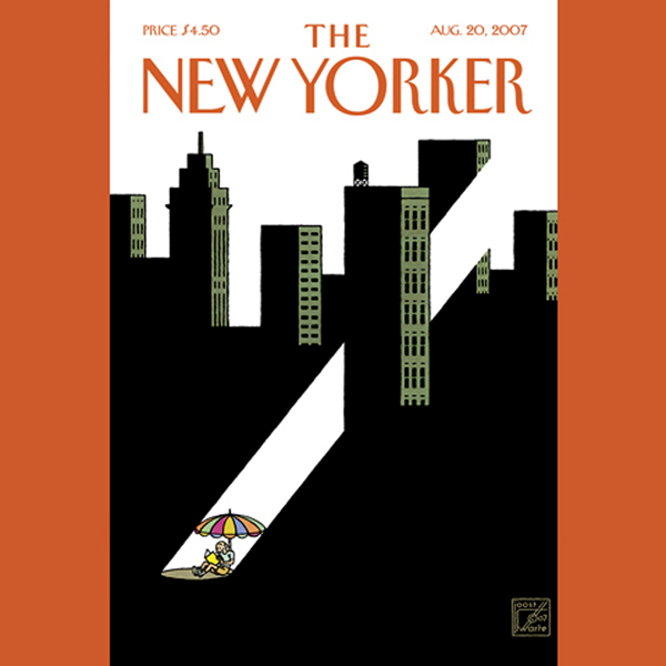 The New Yorker (August 20, 2007), Hörbuch, Digi...