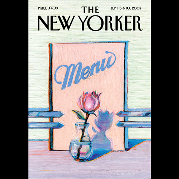The New Yorker: The Food Issue (September 3 & 1...