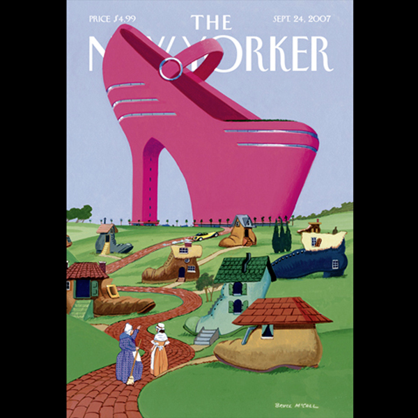 The New Yorker (September 24, 2007), Hörbuch, D...