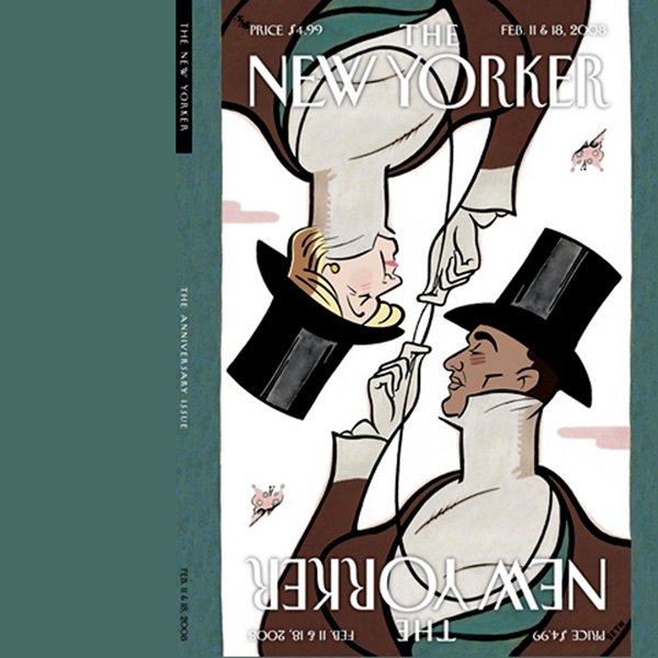 The New Yorker (February 11 & 18, 2008), Part 2...