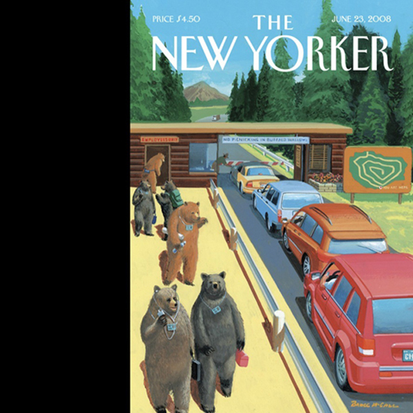 The New Yorker, June 23, 2008 (Peter J. Boyer, John Seabrook, George Saunders), Hörbuch, Digital, 1, 113min