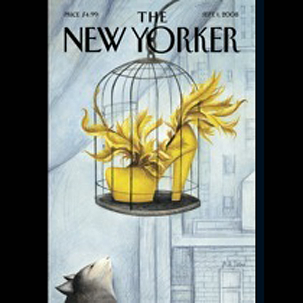 The New Yorker, September 1st, 2008 (John Colap...
