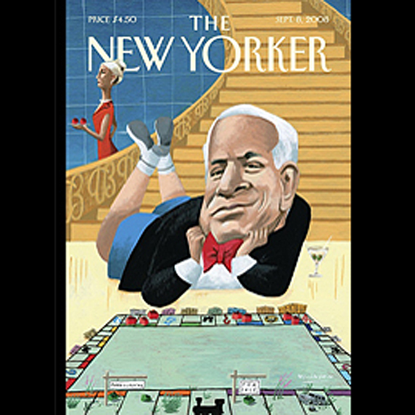 The New Yorker, September 8th, 2008 (Ian Parker...