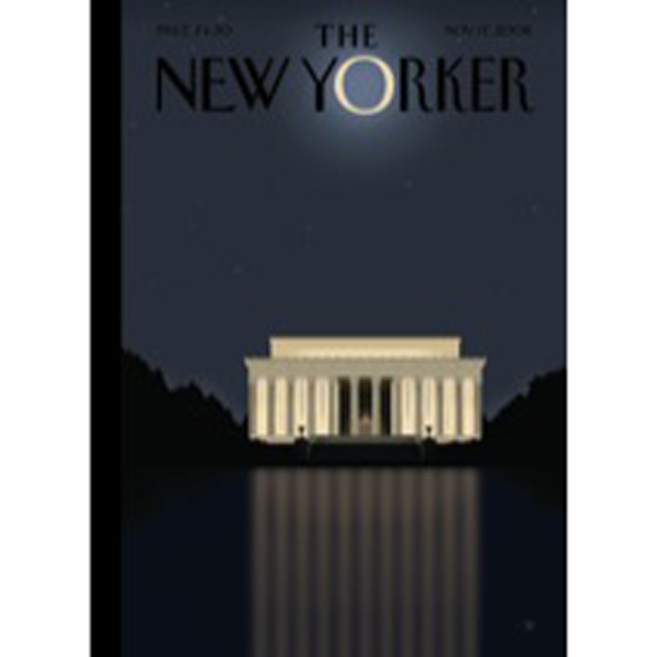 The New Yorker, November 17th, 2008 (Ryan Lizza, George Packer, Roger Angell), Hörbuch, Digital, 1, 109min