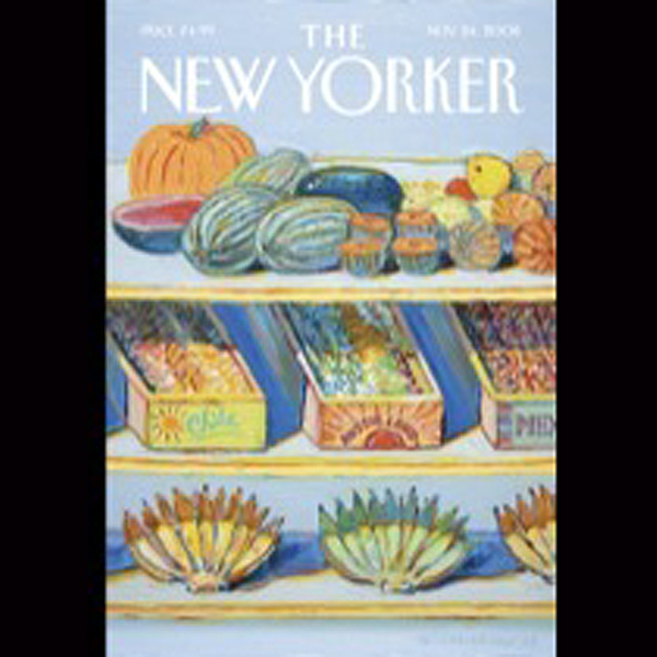 The New Yorker, November 24th, 2008 (Peter J. B...