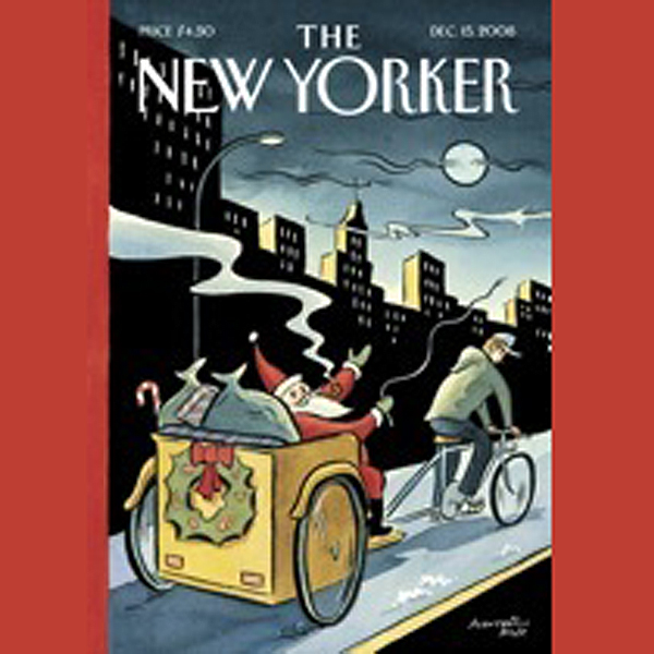 The New Yorker, December 15th, 2008 (David Samu...