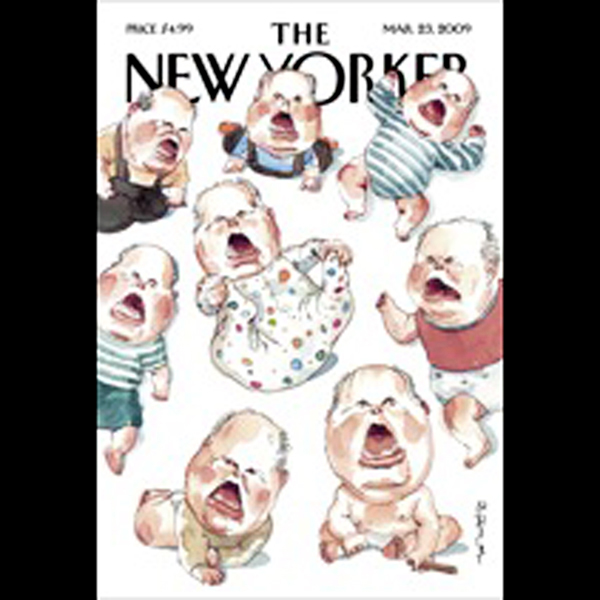 The New Yorker, March 23rd, 2009 (Ron Chernow, ...