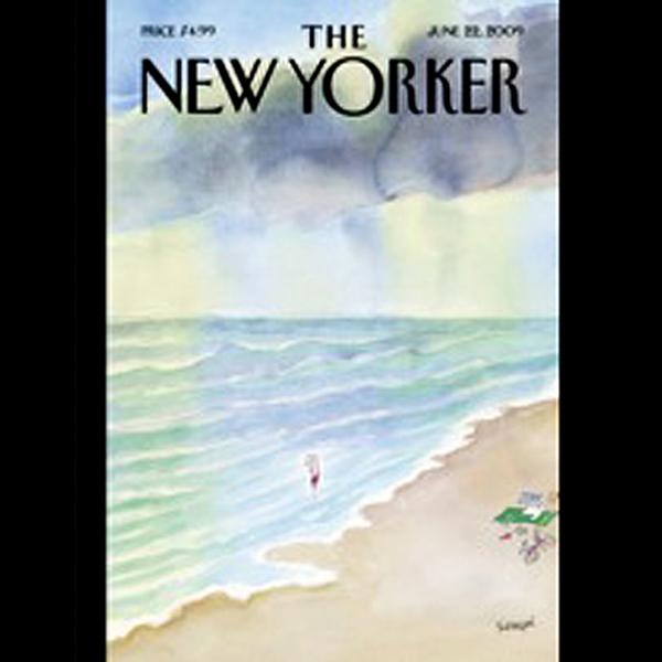 The New Yorker, June 22, 2009 (Hendrik Hertzber...