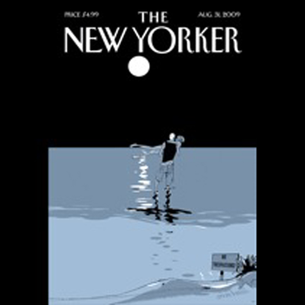 The New Yorker, August 31, 2009 (James Surowiec...