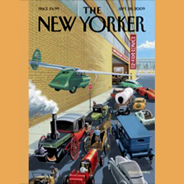 The New Yorker, September 28, 2009 (Susan Orlea...