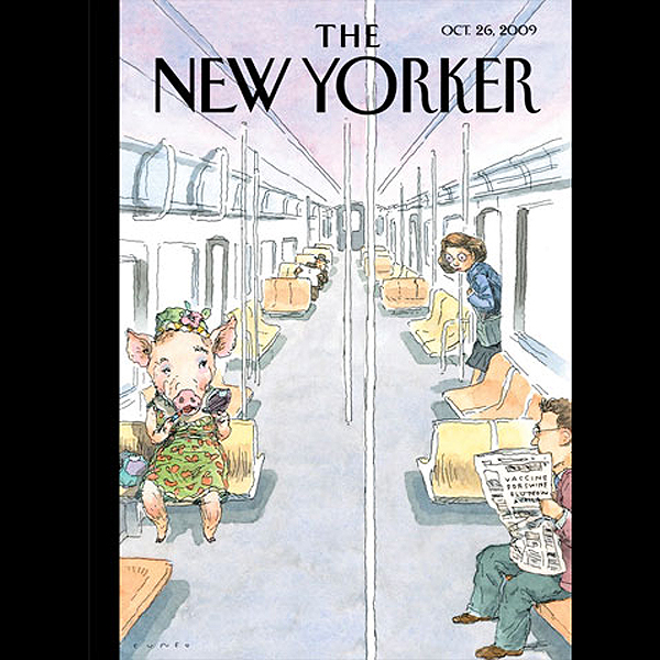 The New Yorker, October 26, 2009 (Jane Meyer, C...