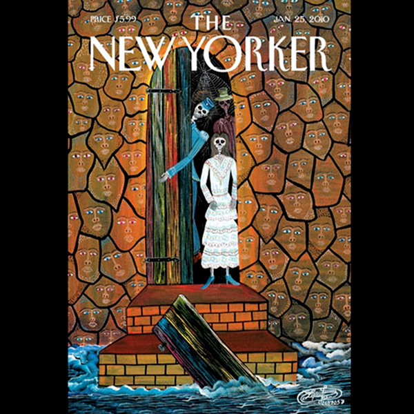 The New Yorker, January 25, 2010 (Dana Goodyear...