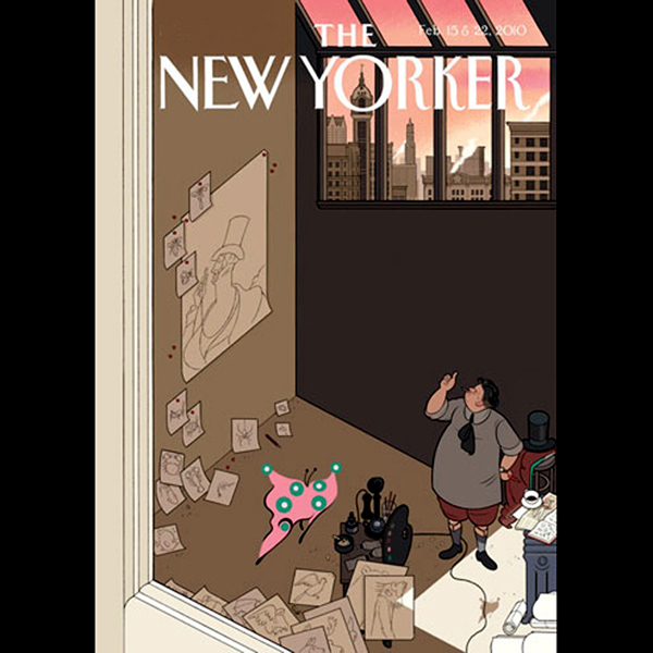The New Yorker, February 15th & 22nd, 2010: Par...
