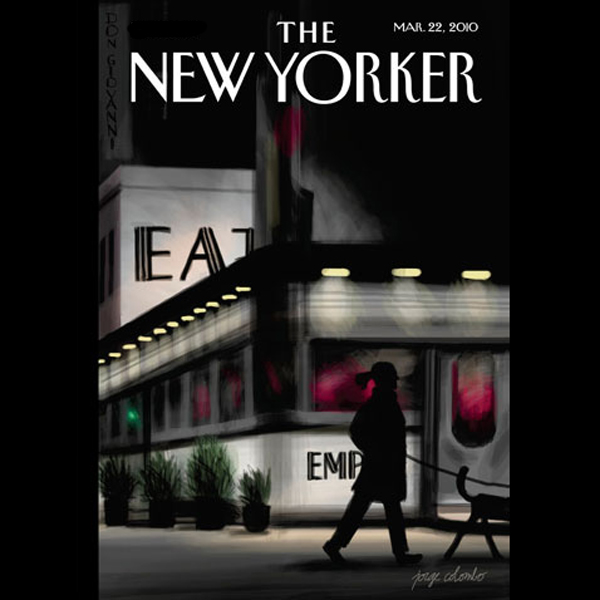 The New Yorker, March 22, 2010 (Jeffrey Toobin,...