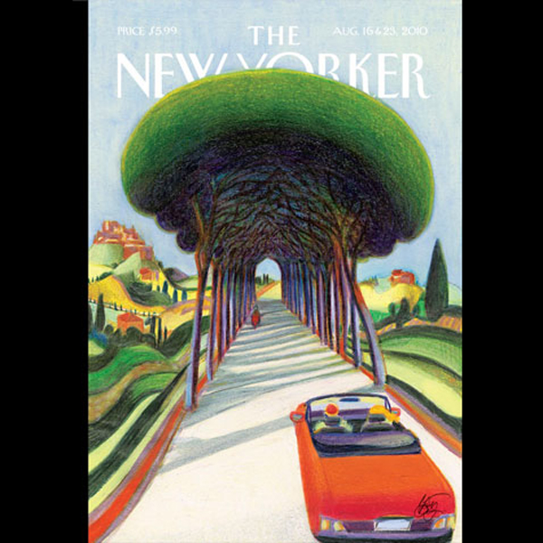 The New Yorker, August 16th & 23th 2010: Part 2...