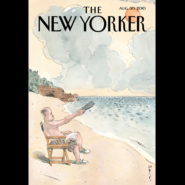 The New Yorker, August 30th 2010 (Jane Mayer, I...