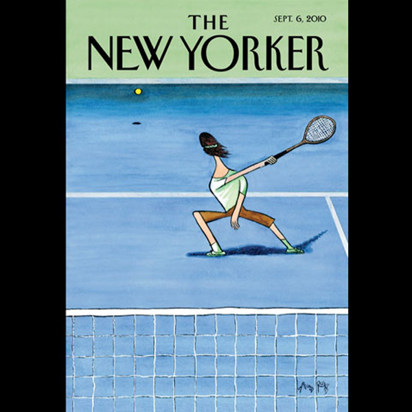 The New Yorker, September 6th 2010 (Amy Wilentz...