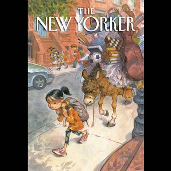 The New Yorker, September 13th 2010 (Terry McDe...