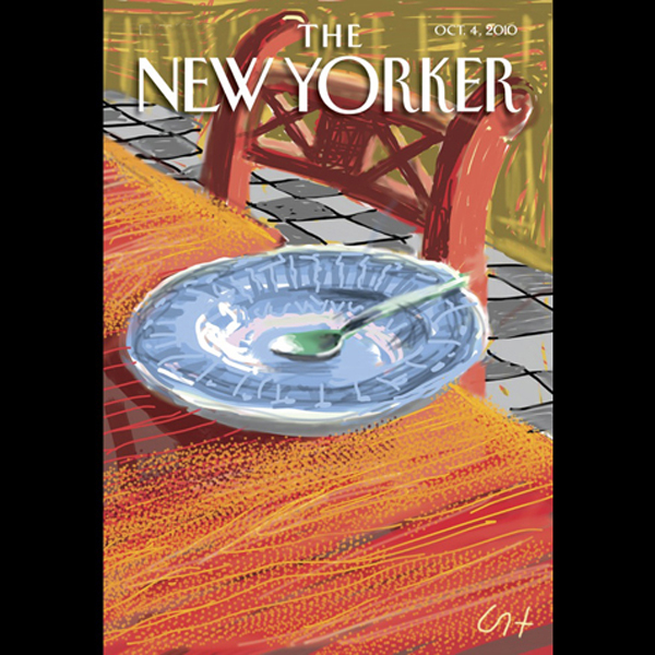 The New Yorker, October 4th 2010 (Malcolm Gladw...