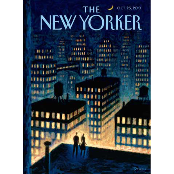 The New Yorker, October 25th 2010 (Lauren Colli...
