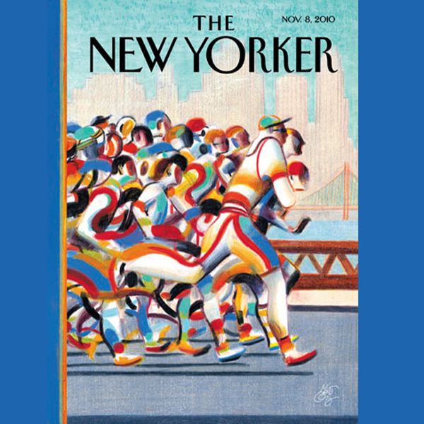 The New Yorker, November 8th 2010 (Hilton Als, ...