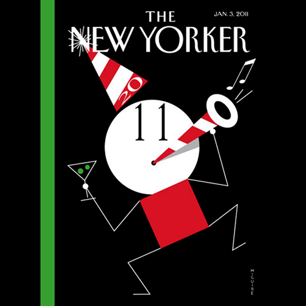 The New Yorker, January 3rd 2011 (Daniel Mendel...