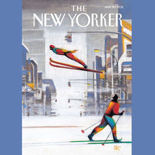 The New Yorker, January 10th 2011 (Mike Peed, P...