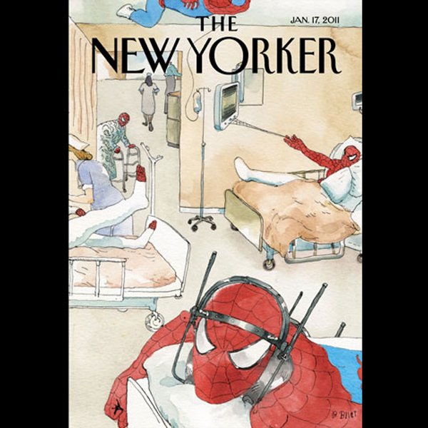 The New Yorker, January 17th 2011 (Jill Lepore,...