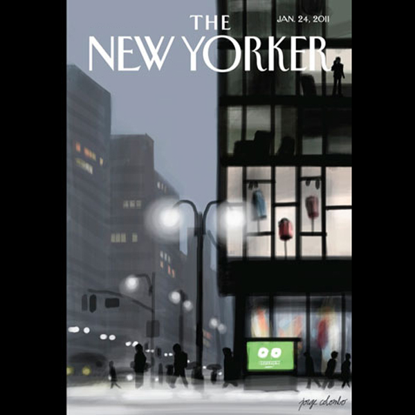 The New Yorker, January 24th 2011 (Ken Auletta,...