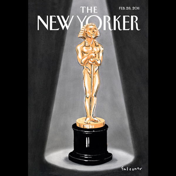 The New Yorker, February 28th 2011 (Wendell Ste...