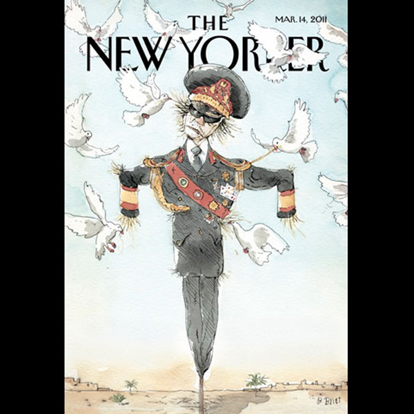 The New Yorker, March 14th 2011 (Jill Lepore, L...