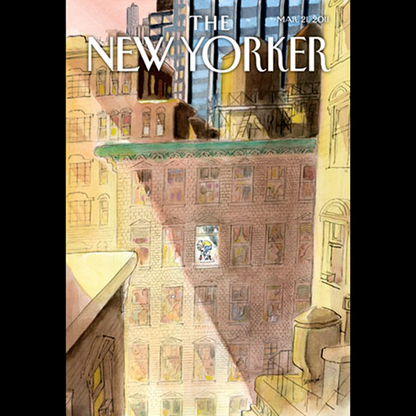 The New Yorker, March 21st 2011 (D. T. Max, Ian Frazier, James Surowiecki), Hörbuch, Digital, 1, 125min