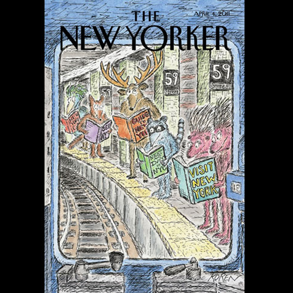 The New Yorker, April 4th 2011 (Julia Ioffe, St...