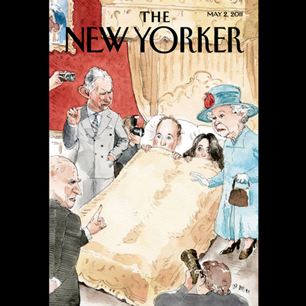 The New Yorker, May 2nd 2011 (Lauren Collins, E...