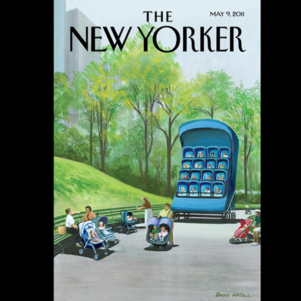 The New Yorker, May 9th 2011 (Jon Lee Anderson,...