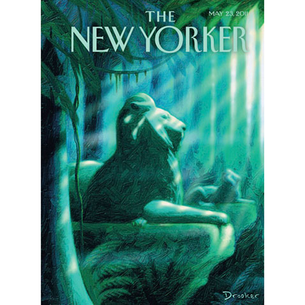 The New Yorker, May 23rd 2011 (Jane Mayer, Mich...