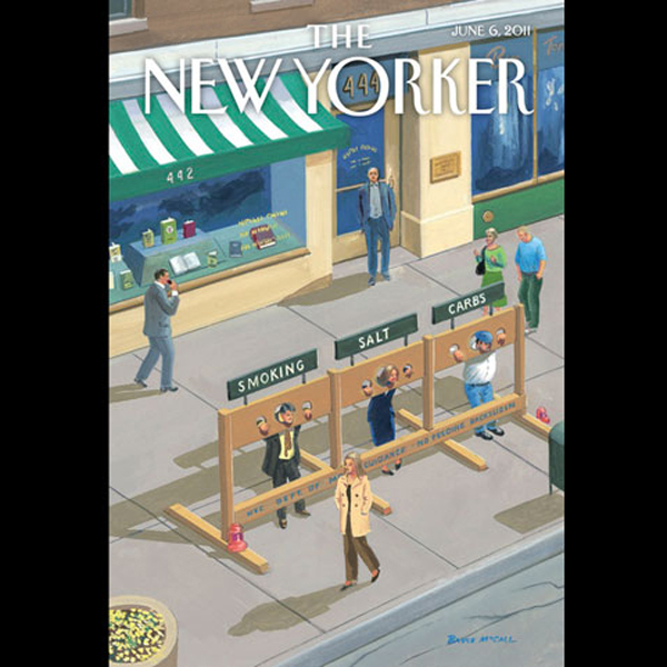 The New Yorker, June 6th 2011 (Ryan Lizza, Sara...
