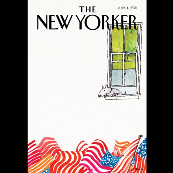 The New Yorker, July 4th 2011 (Nick Paumgarten,...