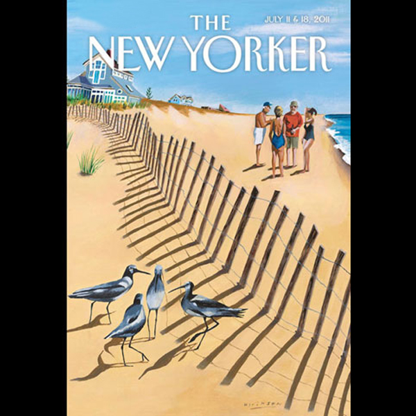 The New Yorker, July 11th & 18th 2011: Part 1 (...