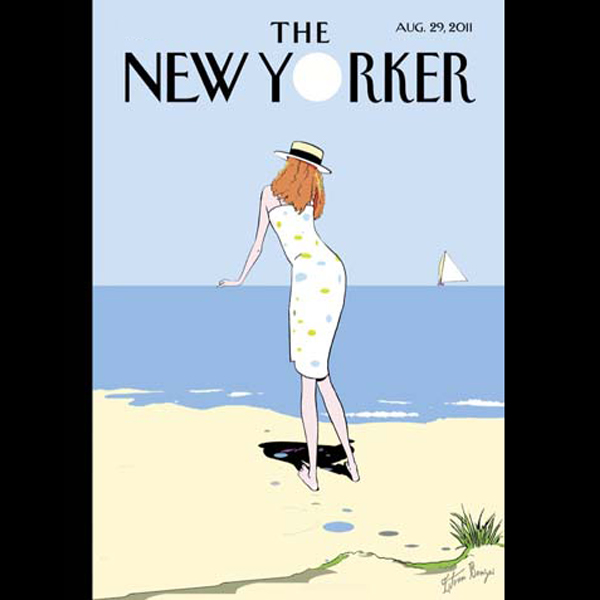 The New Yorker, August 29th 2011 (Jeffrey Toobi...