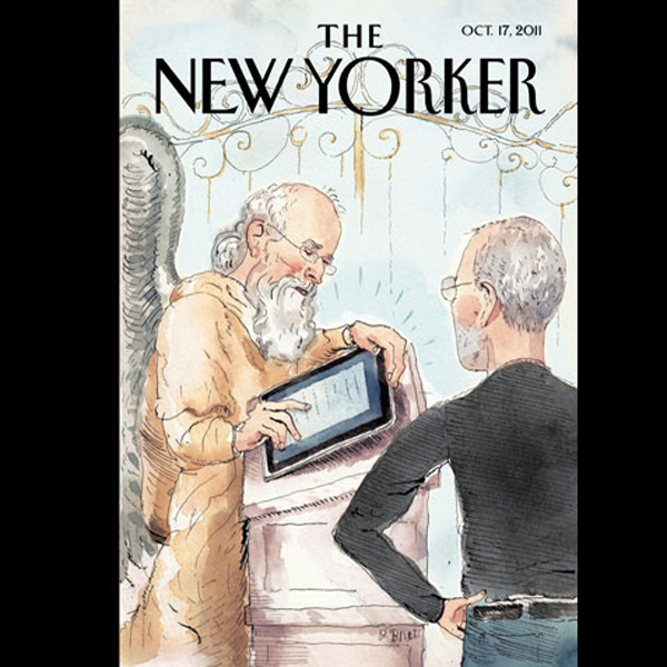 The New Yorker, October 17th 2011 (Tad Friend, ...