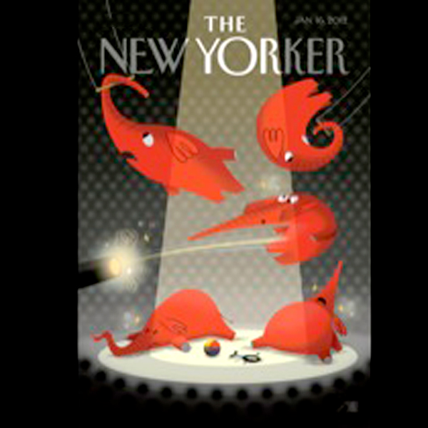 The New Yorker, January 16th 2012 (John Seabroo...