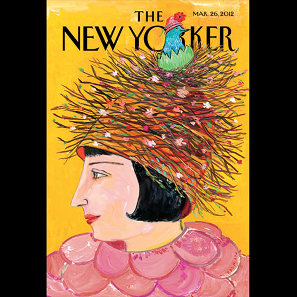 The New Yorker, March 26th 2012 (John Colapinto...