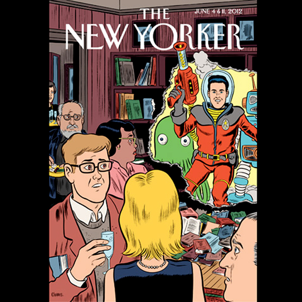 The New Yorker, June 4th & 11th 2012: Part 1 (C...